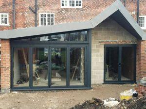 bi folding doors - Window Installers Warehouse